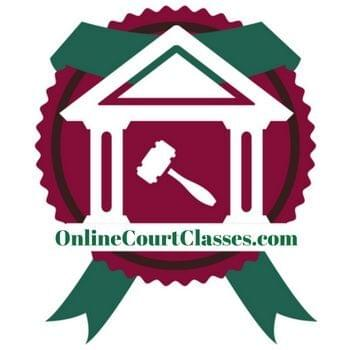 online court ordered classes