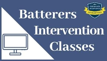 Batterers Intervention Prevention Programs Texas Online BIPP Classes