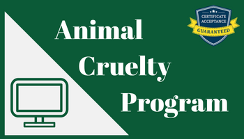 Online Court Classes Animal Cruelty Prevention Programs