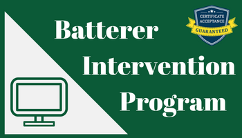 Online Court Classes Batterers Intervention Programs BIP